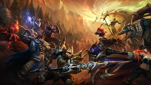 League of Legends to apply heavy nerfs to champions;
