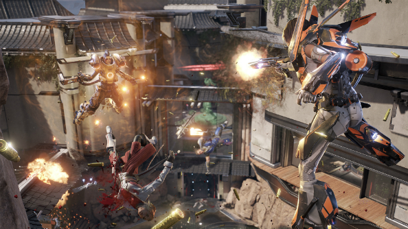 LawBreakers challenges you to beat gravity, and doesn't go down easy