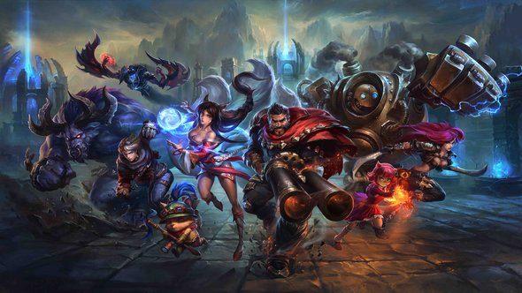 League of Legends LoL Rift Rivals Event IEM Masters Carmac