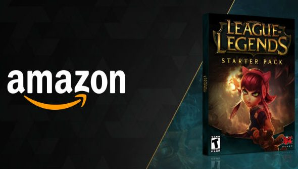 League of Legends offers free starter packs on Amazon US