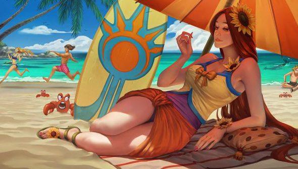 League of Legends Ocean Week