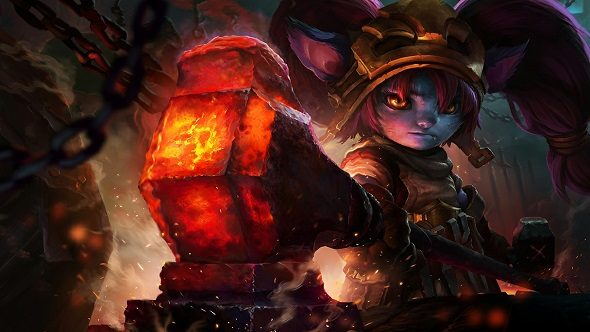League of Legends Poppy