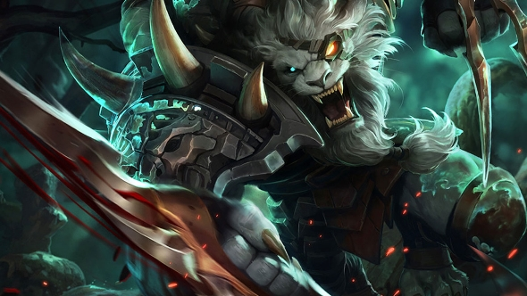 League of Legends Rengar