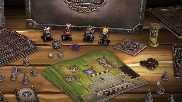 League of Legends board game