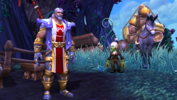 Leeroy Jenkins almost made it into the Warcraft movie | PCGamesN