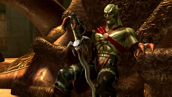 New Legacy of Kain game possible