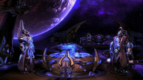 Blizzard BlizzCon 2014 Legacy of the Void Campaign 2