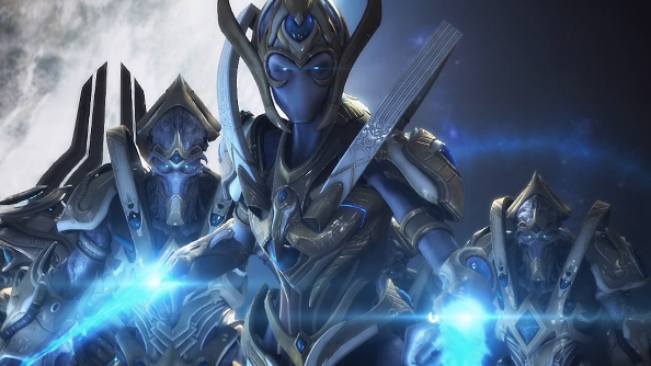 StarCraft II Legacy of the Void closed beta