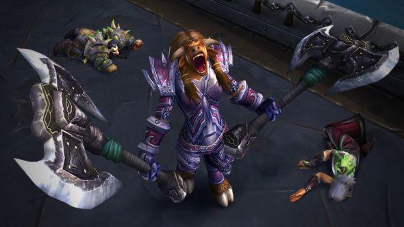 World of Warcraft Legion gear