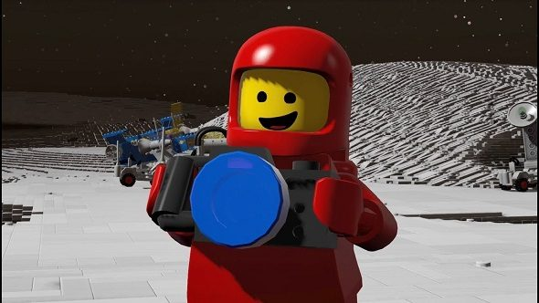 Lego Worlds Space Content Pack DLC
