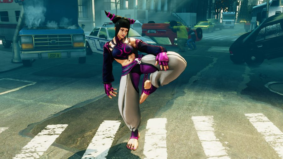 Street Fighter V - Juri