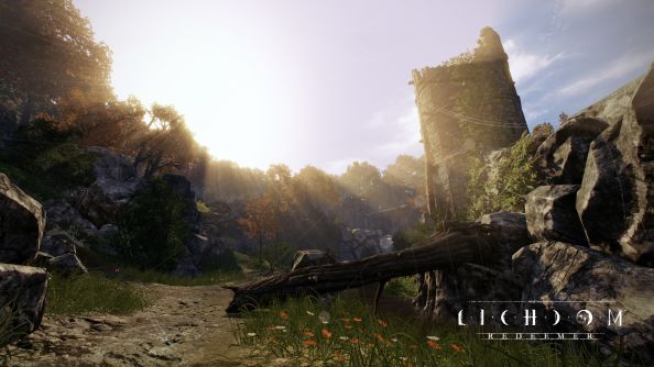 "Lichdom is a first-person RPG from an Oblivion designer in which ""you will feel everything"""