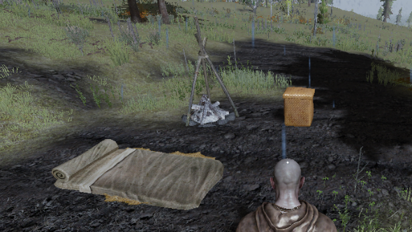 Life is Feudal MMO camp