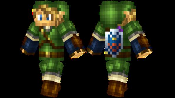 best minecraft skins Link