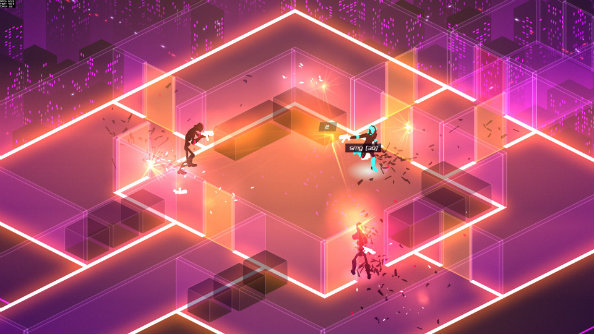 Lithium City is a neon soaked, isometric, tactical shooter inspired by Hotline Miami