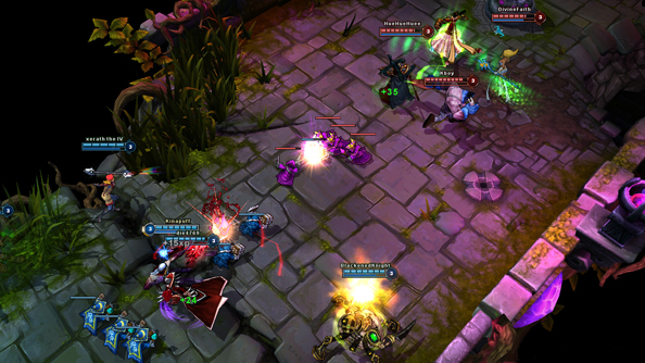 What is ARAM and why is it brilliant? Harnessing the chaos of League of Legend's new mode