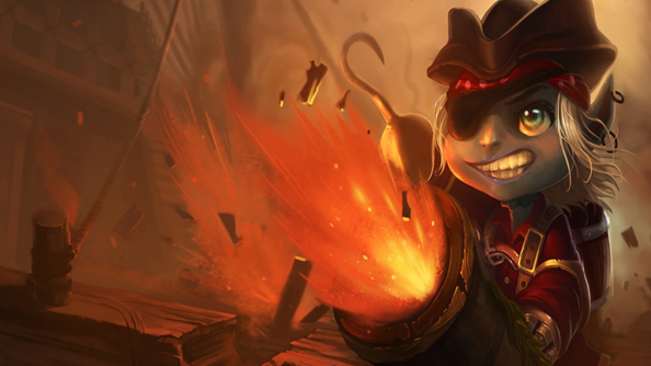 Early August League of Legends Patch detailed