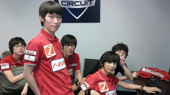 Azubu Blaze tears through favourites Team Solo Mid to win MLG Summer League of Legends Arena