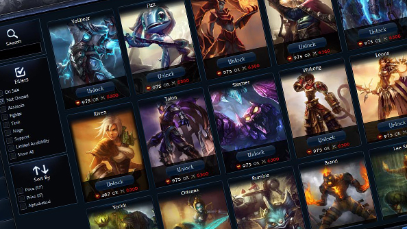 "Riot: Free players should be able to ""be successful and reach their maximum potential from a competitive standpoint"""