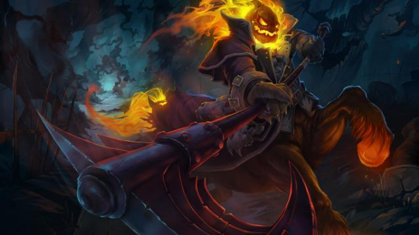 League of Legend's Halloween content isn't in-game   PCGamesN
