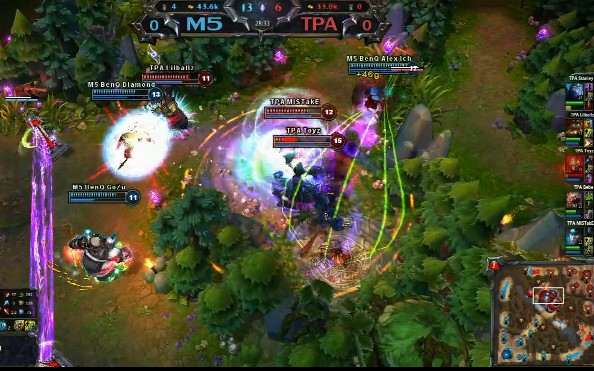 League of Legends Season 2 semifinals recap: Moscow 5 v Taipei Assassins and CLG EU v Azubu Frost