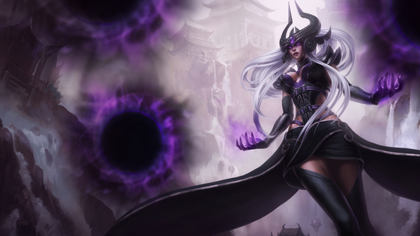 Syndra available to play on League of Legend's Public Test Server