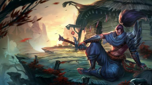 League of Legends welcomes its newest champion: Yasuo, the Unforgiven