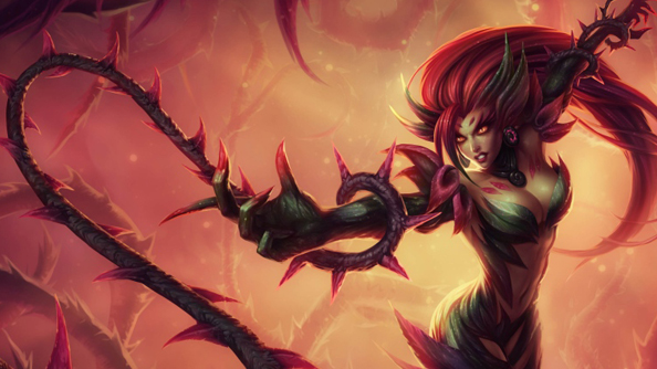 Zyra, the 101st League of Legends Champion, detailed