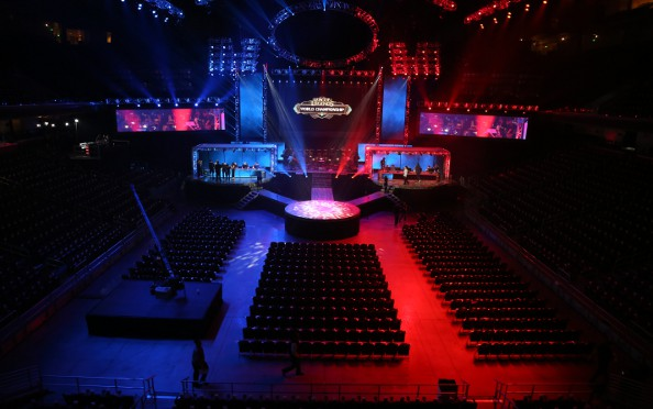 2012 in eSports: the battle for momentum between League of Legends, StarCraft 2, and Dota 2