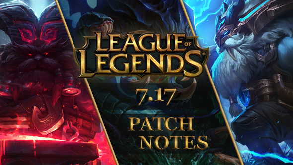 League of Legends patch 7.17: Ornn and the Star Guardians