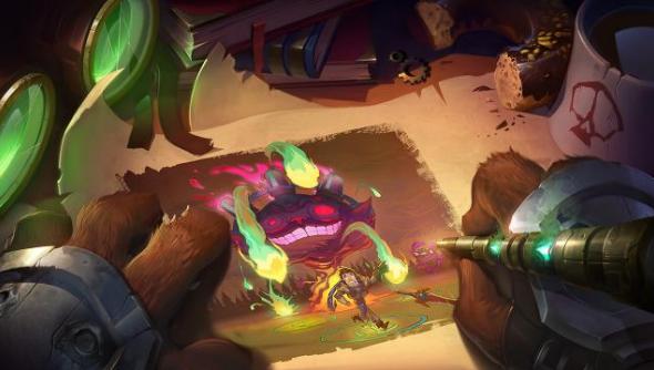 League of Legends Doom Bots of Doom