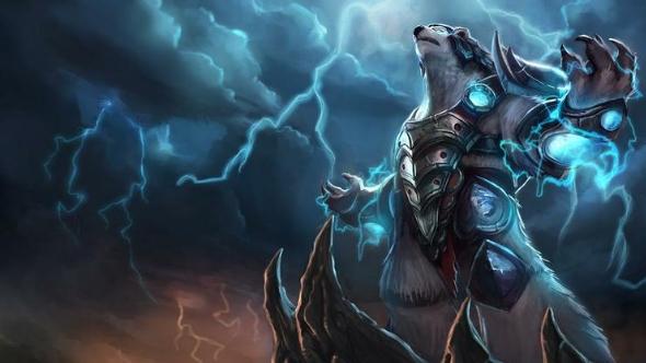 League of Legends Volibear