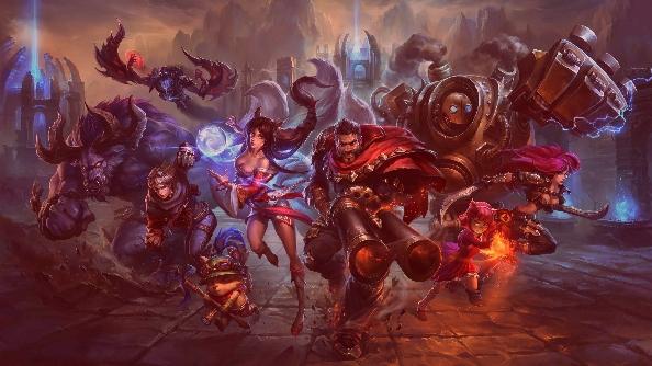 Online abuse League of Legends