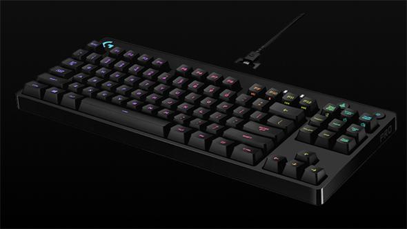 Logitech pro keyboards