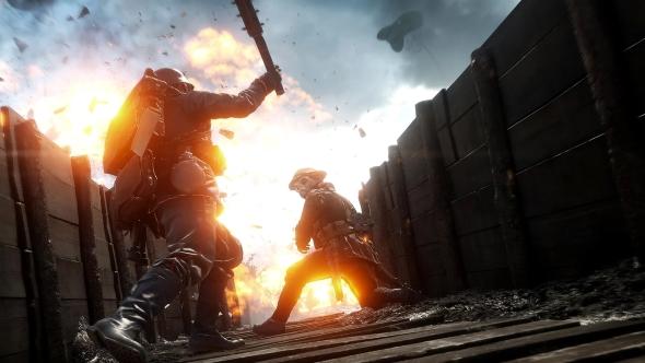 Logitech Battlefield 1