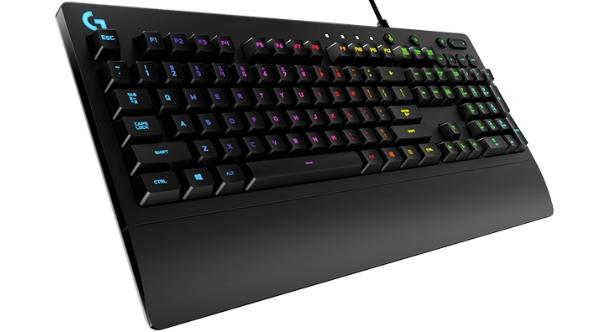 Logitech G213 Prodigy keyboard