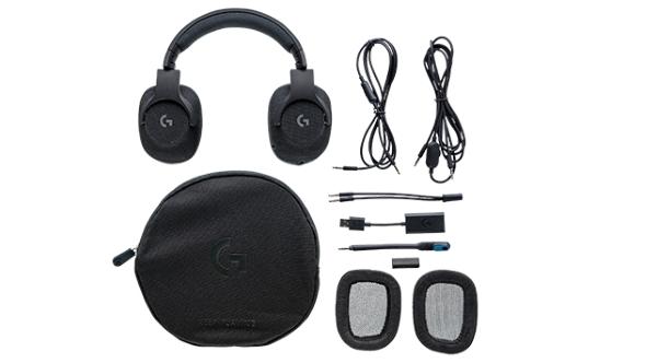 Logitech G433 Accessories