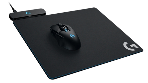 Logitech G903 with PowerPlay