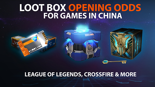 Loot box odds will be visible by law in China, but publishers don't want to talk about it yet