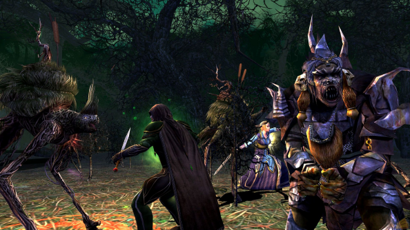 The Lord of the Rings Online's Mordor expansion has been delayed