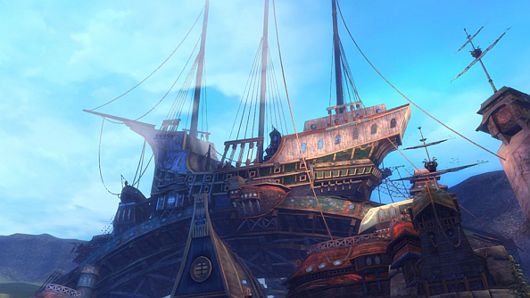 "Guild Wars 2 The Lost Shores dated: ""one time only event chain... make sure you will be there."""