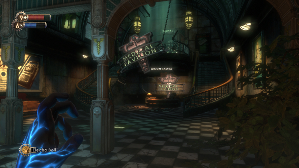 BioShock: The Collection port review Bioshock low