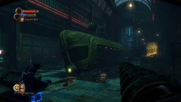 BioShock: The Collection port review BioShock 2 low