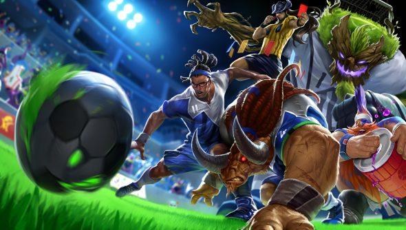 League of Legends - Lucian Striker