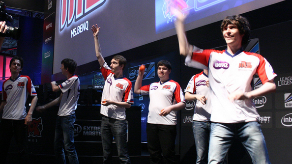 Moscow 5 wins League of Legends Intel Extreme Masters at Gamescom