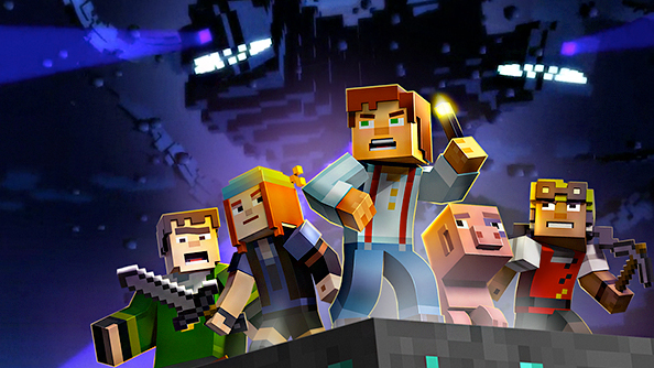 Minecraft: Story Mode's 12+ EU age rating - Telltale Games ...