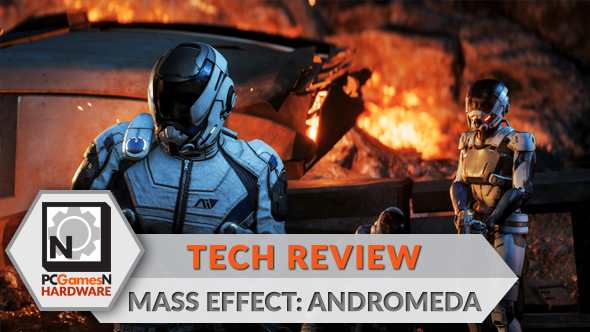 Mass Effect: Andromeda PC graphics, performance and 4K analysis - the PCGamesN tech review