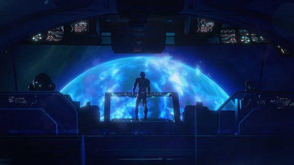 Mass Effect Andromeda Blue Sun