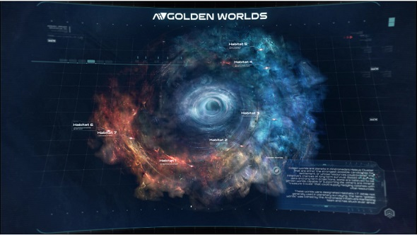 Mass Effect Andromeda Star Map.Learn What Makes A Golden World In This Special Mass Effect