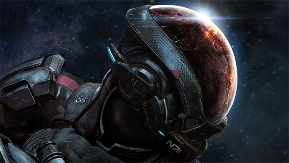 NVIDIA Showcase: a primer to the Mass Effect series